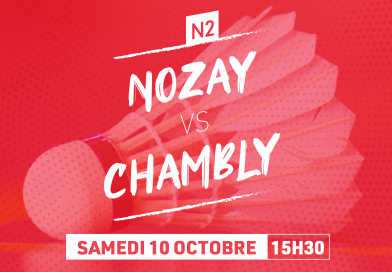 Nationale 2 – Nozay / Chambly